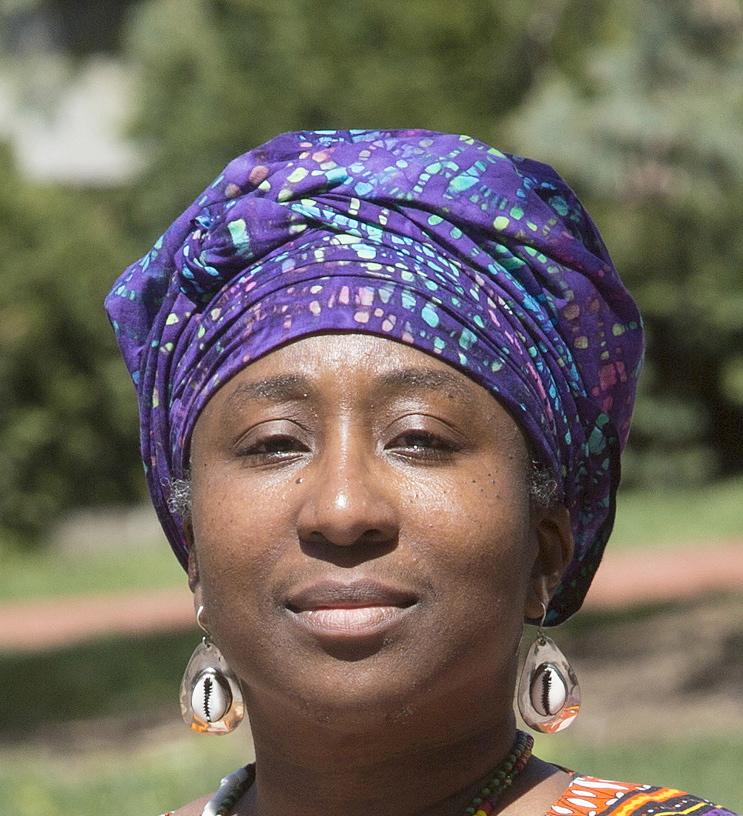 Maria Hamilton Abegunde