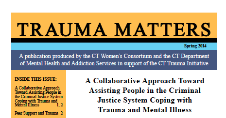 Trauma Matters Newsletter Acesconnection