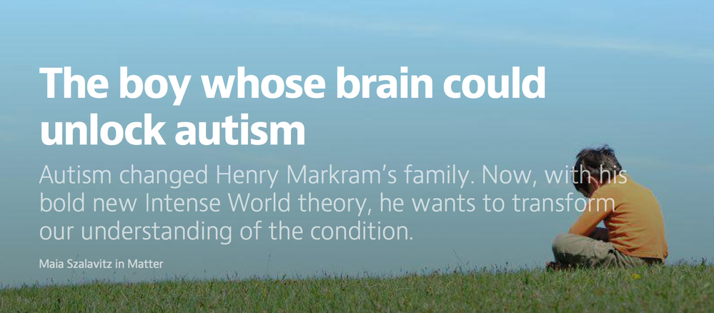 The Boy Whose Brain Could Unlock Autism >> The Boy Whose Brain Could Unlock Autism Acesconnection
