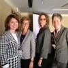 Left to right Marcia Stanton, Martha Davis, Nicole Beaman, Jennifer Jones