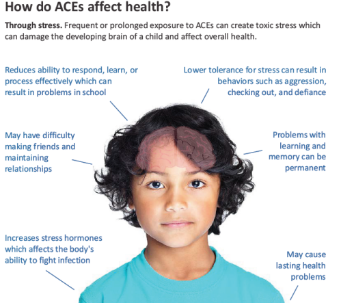 Exposure To Toxic Stress In Childhood >> Handouts For Parents About Understanding Aces Toxic Stress