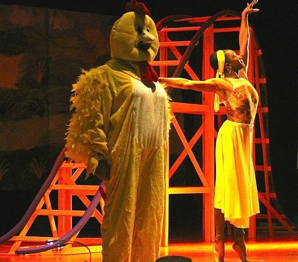 Bird and Dancer Opera