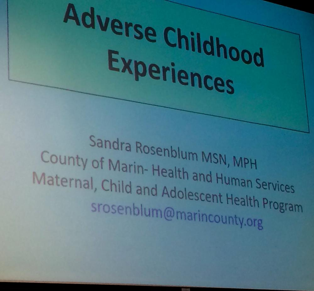 Networking Breakfast Addressing Adverse Childhood Experiences And