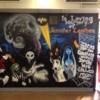 C61D1CC2-023A-407C-B1E6-283DA7A88220: Mural created to honor Jen Lenihan, a Bassett USD teacher who took her life after enduring severe workplace bullying.