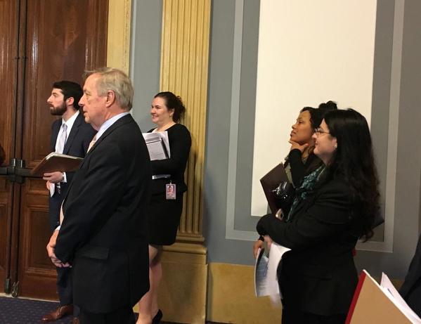 Senator Dick Durbin (D-IL)