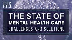 The State of Mental Health Care graphic