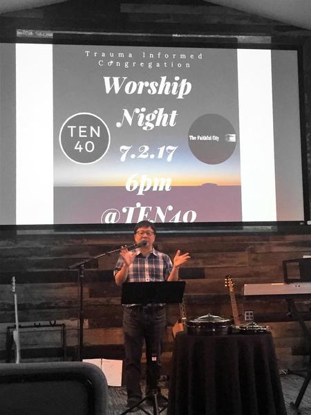 Trauma informed Worship 1