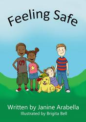 feeling safe book cover