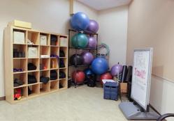 PHC yoga balls