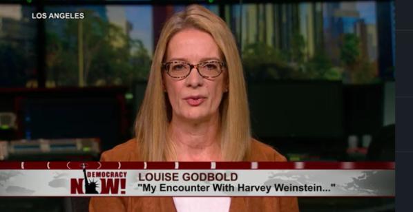 Louise Godbold DemocracyNOW! interview