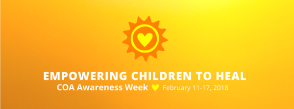 Children of Addiction Awareness Week