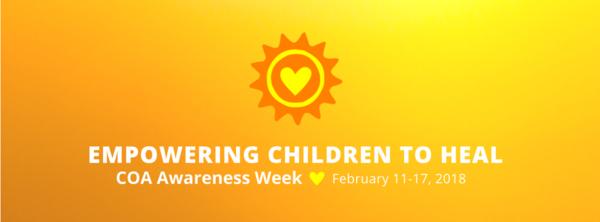 Children of Addiction Awareness Week