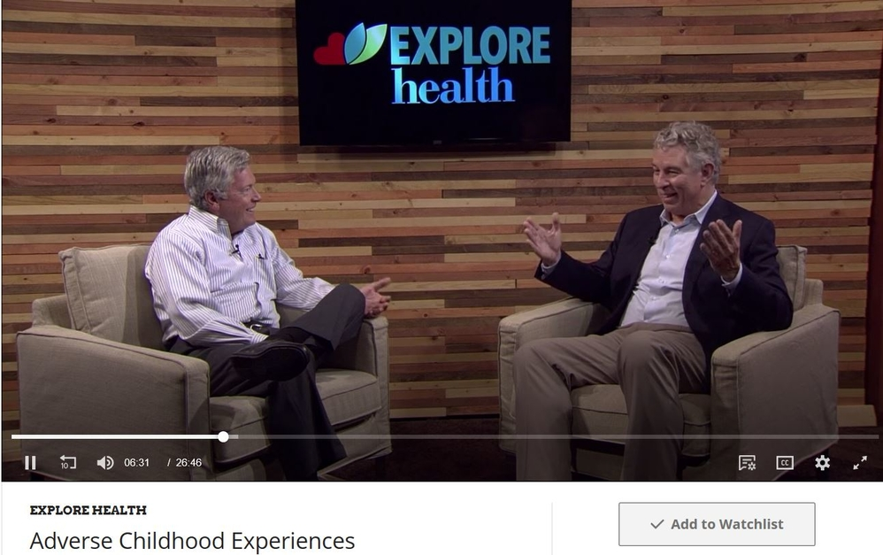 Quotes From Dr Bruce Perry: Adverse Childhood Experiences (www.pbs.org) & Dr. Bruce