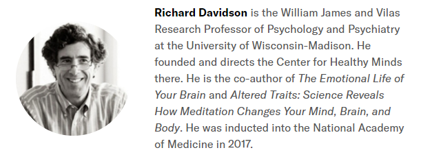 Richard Davidson: A Neuroscientist on Love and Learning
