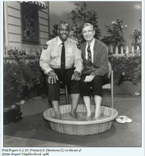 A Moment With Mr Rogers Dailygood Org Parenting With Aces Acesconnection