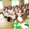 Dr Ogunkua: Speaking to rhe National Council of Women's Society Nigeria