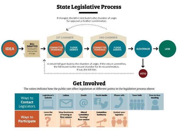 State Leg Process