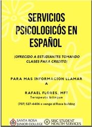 SRJC Spanish Flyer