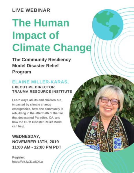 2019_11_13_Elaine_MillerKaras_poster