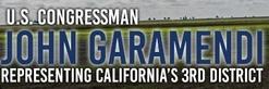 Congressman Garamendi
