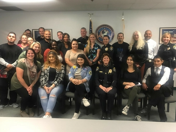 Chief Zimmerman, SDPD, Probation with Youth Voice 040617
