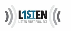Listen First logo