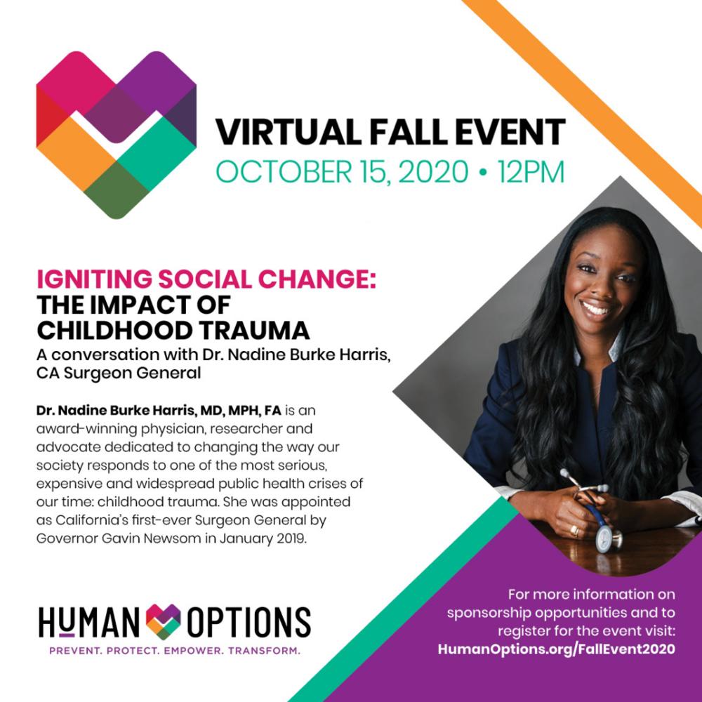 Igniting Social Change: The Impact of Childhood Trauma