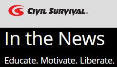Civil Survival in the news