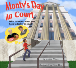 Monty's Day in Court Cover