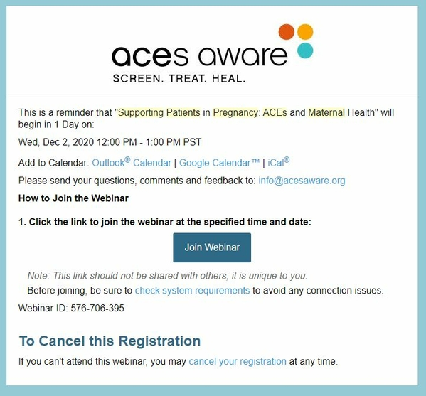 ACEs Aware