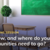 School Recovery Listening Session