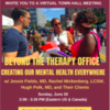 Beyond the Therapy Office: Creating Our Mental Health Everywhere