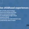 SevenPositiveExperiences