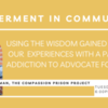 Community X Empowerment with Frtizi Horstman: for adult children impacted by a parents addiction