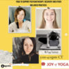 Yoga +Mindfulness  Support Psychotherapy, Recovery and Other Wellness Practices