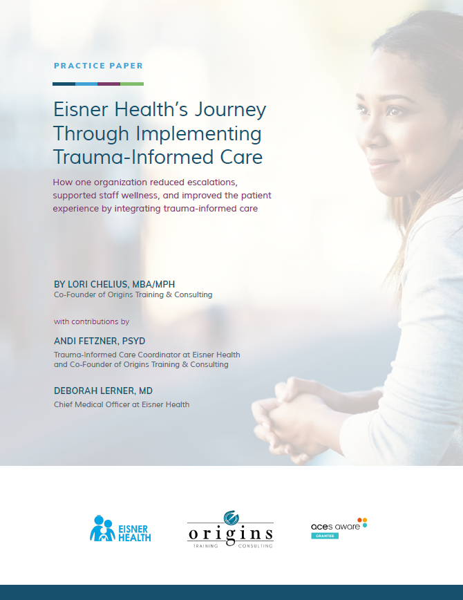 Navigating the Journey Through Implementing Trauma-Informed Care