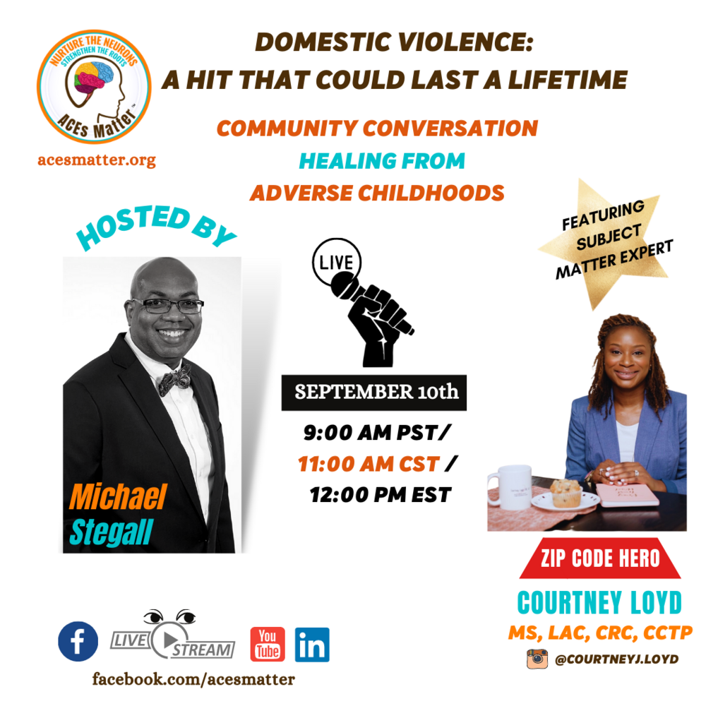 Thriving After Domestic Violence - LIVE THIS FRIDAY SEPT 10th