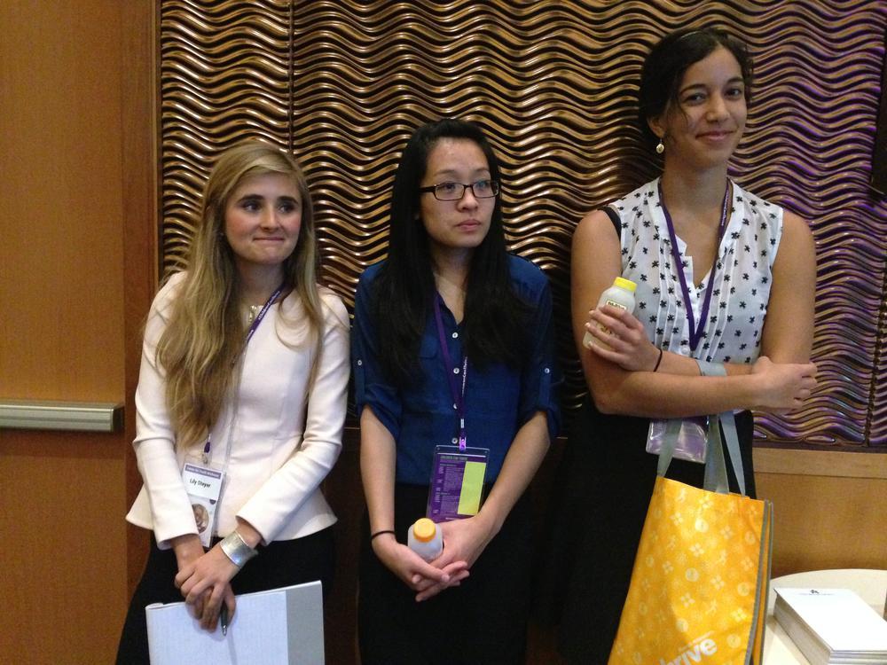 CYW Staff at CA ACEs Summit