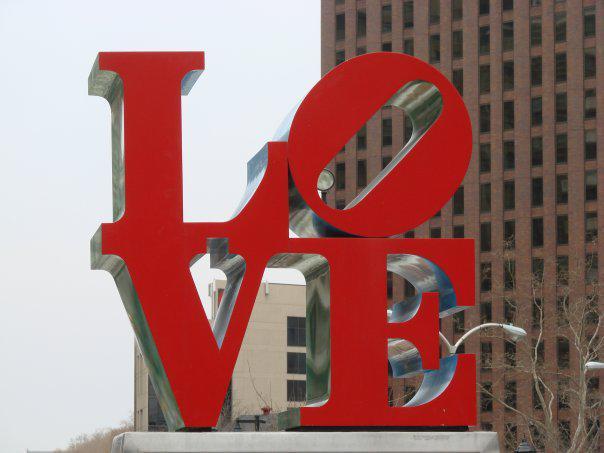 Philadelphia ACEsConnection LOVE logo