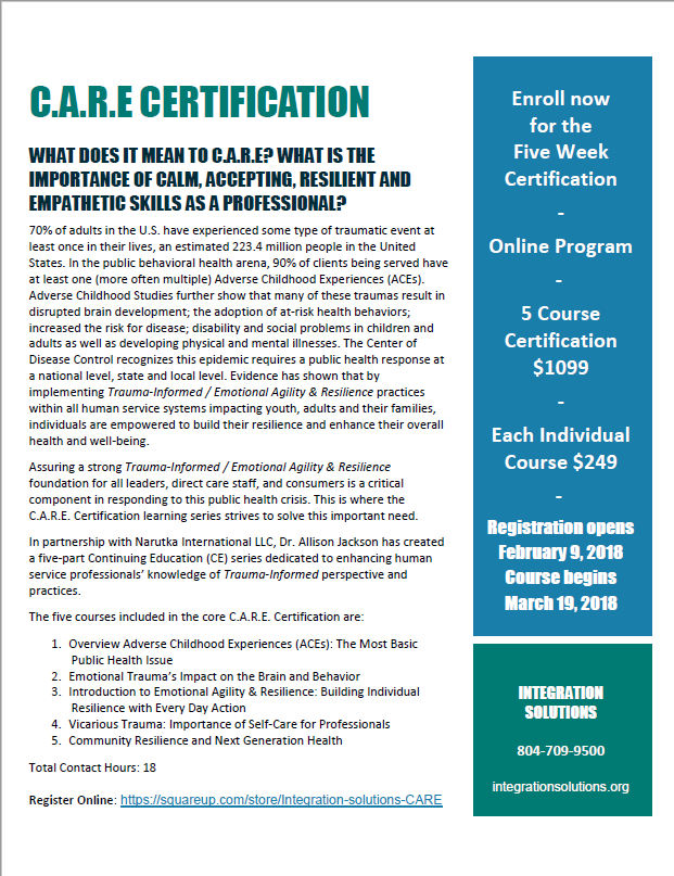 CARE Certification Flyer_19March2018 Course_ Final_pg1