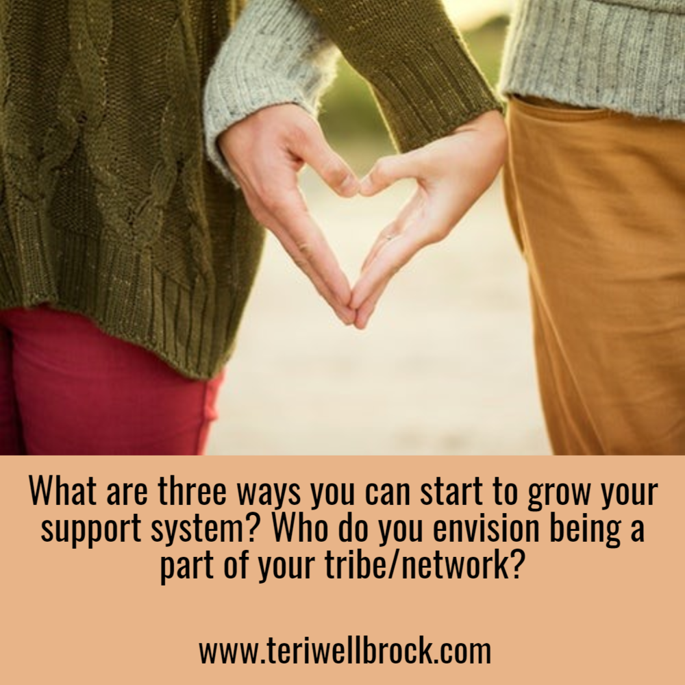 Unicorn Shadows Exercise 6: Growing Support System