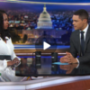 Ayanna Pressley - The Urgency of Gun Control & Trump's Immigration Cruelty - Extended Interview - The Daily Show With Trevor Noah [cc.com]