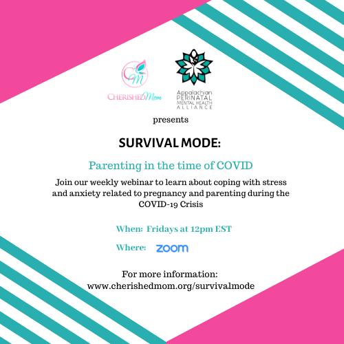 Webinar Series, Survival Mode: Parenting in the Time of Covid