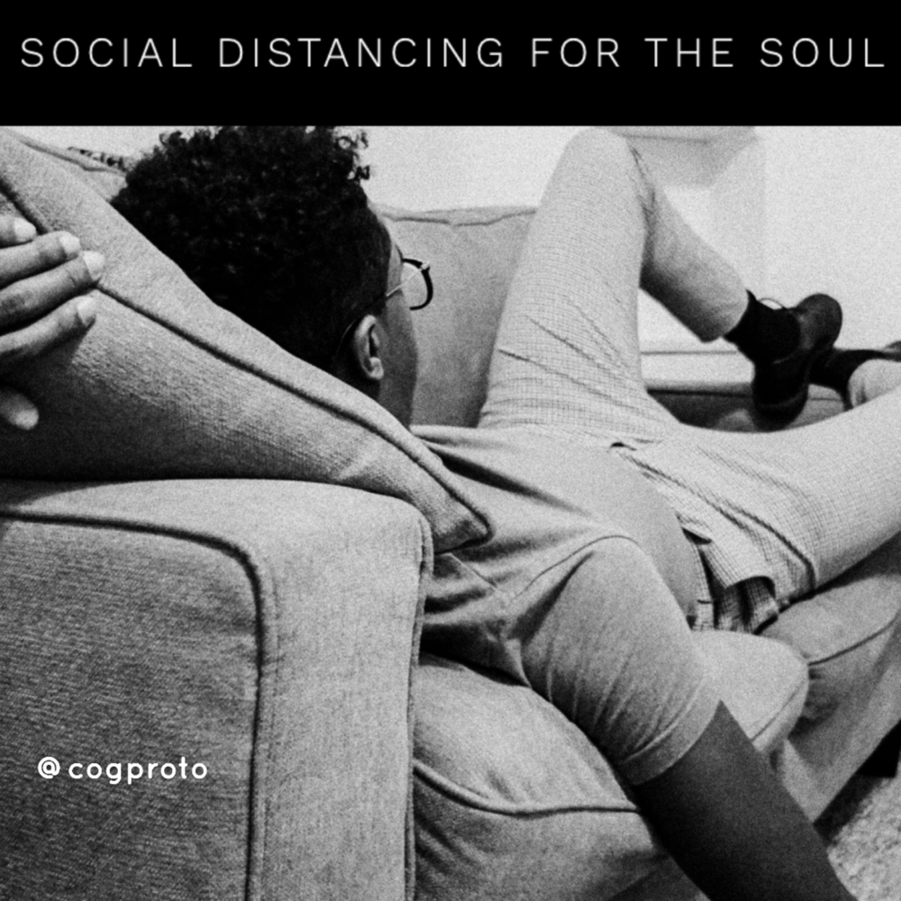 Social Distancing for the soul