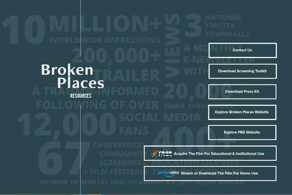 Broken Places Resources June 2020