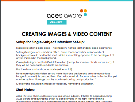 Creating Images & Content: A How To Guide