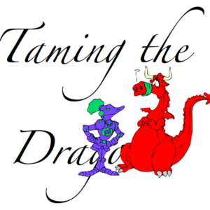 Taming The Dragons: Helping Children Cope, ENGLISH (Sue Delucci)