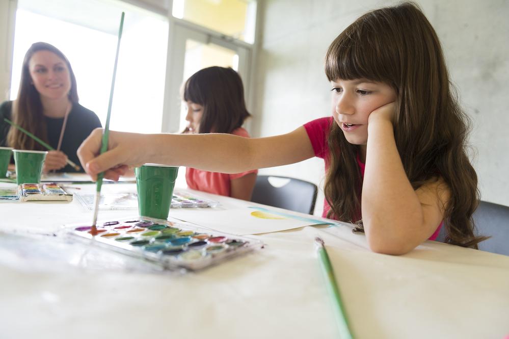 BUILDING SOCIAL EMOTIONAL SKILLS IN ELEMENTARY-AGED KIDS