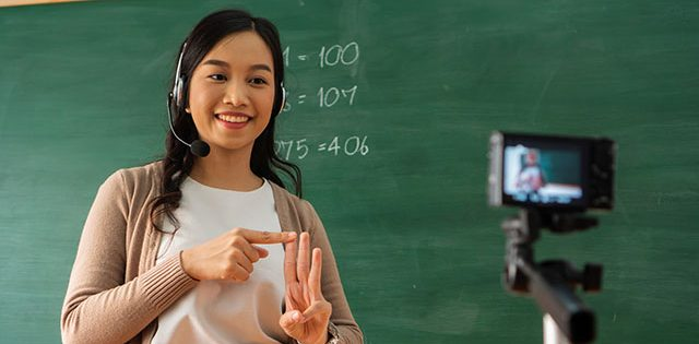 Distance Learning Strategies in California Schools