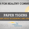 "Panel Discussion of ""Paper Tigers"" - San Diego Screening (CenterScene) 39.01 minutes"